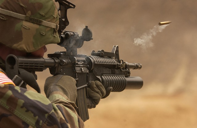 automatická puška