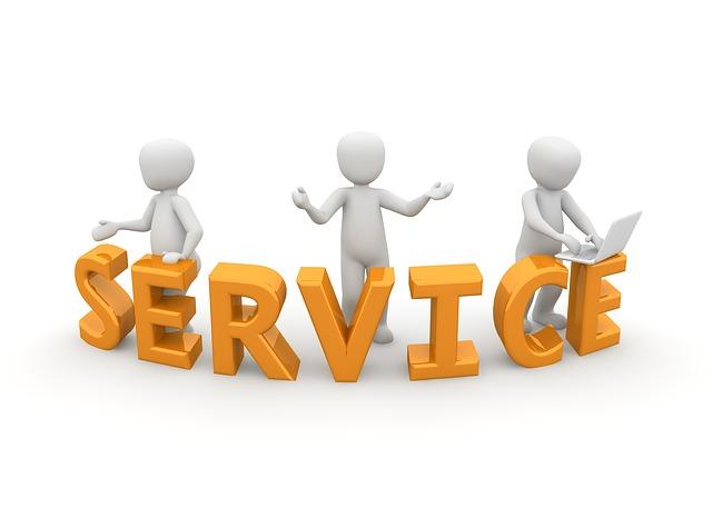 poskytování služeb