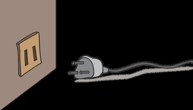 kabel do zástčky