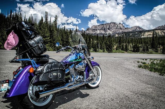 motorka hory
