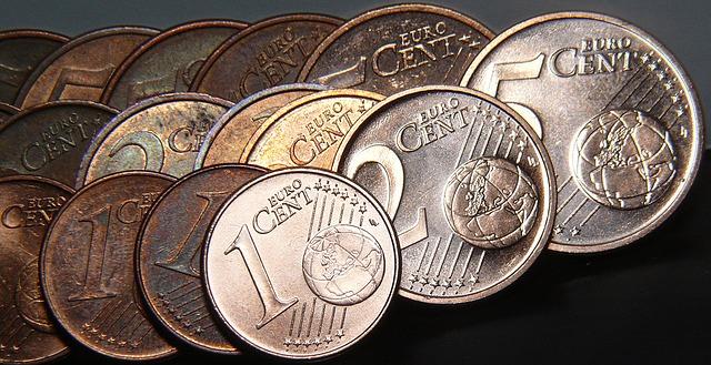 Seřazené centy